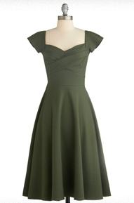 Pine All Mine Dress