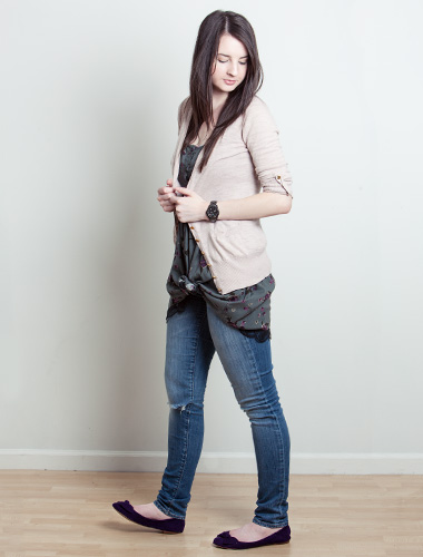 Dressed Up Jeans