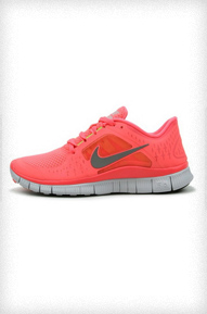 Nike 'Free Run+ 3′ Running Shoe
