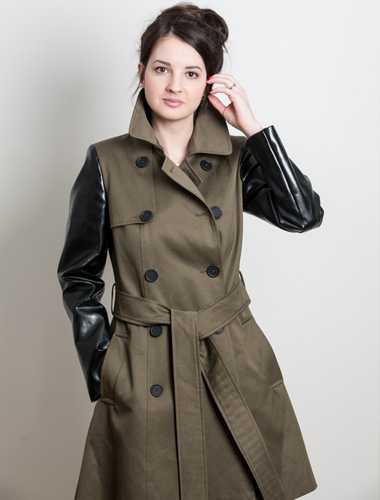 Trench With A Twist