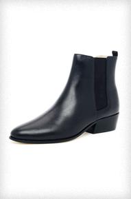 KORS Michael Kors Marden Leather Ankle Boot