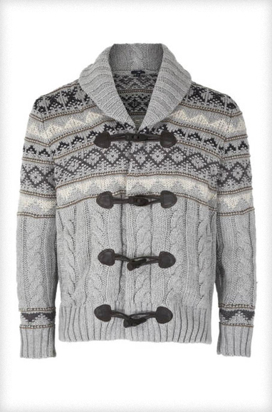 Gap Chunky Fair Isle Sweater