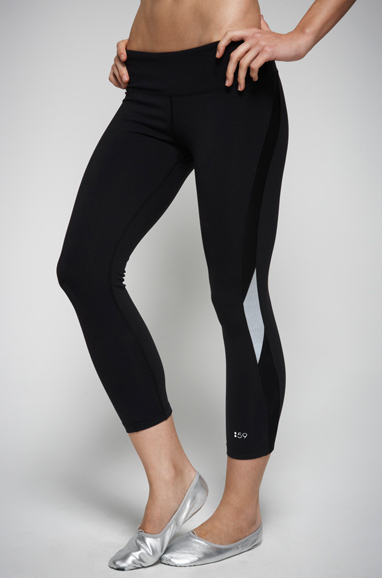 Nova Capri Tight Black Reflective