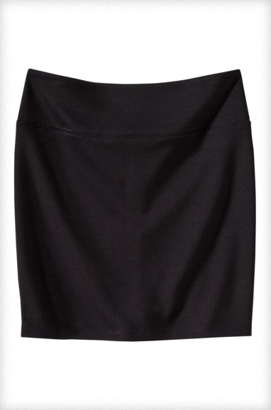 Xhilaration Juniors Back Zip Mini Skirt