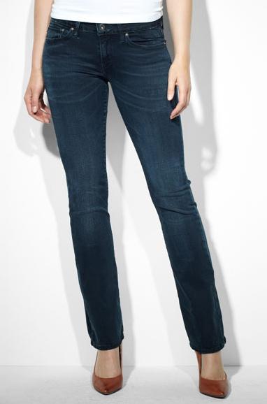 Modern Rise Demi Curve Bootcut Skinny Jeans